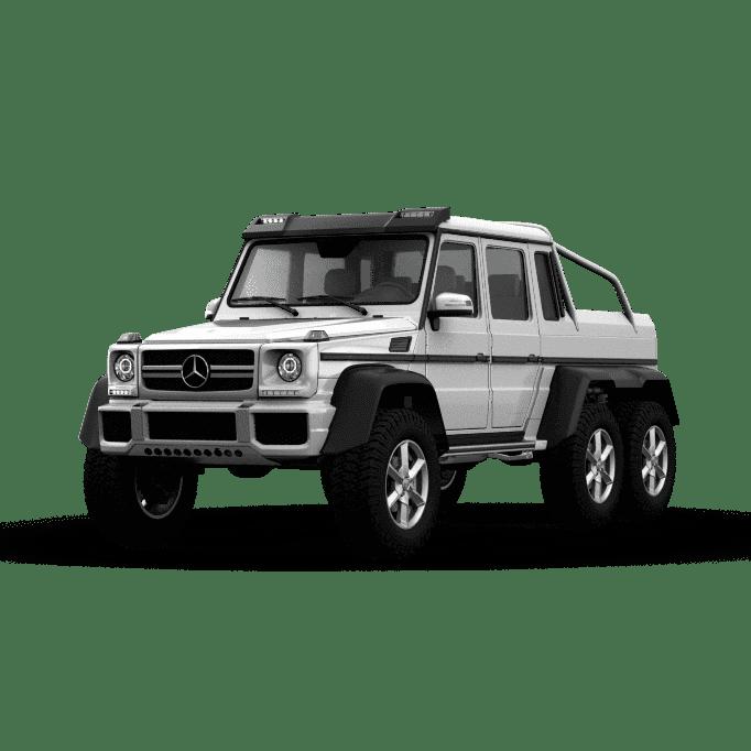Выкуп Mercedes G-klasse AMG 6x6