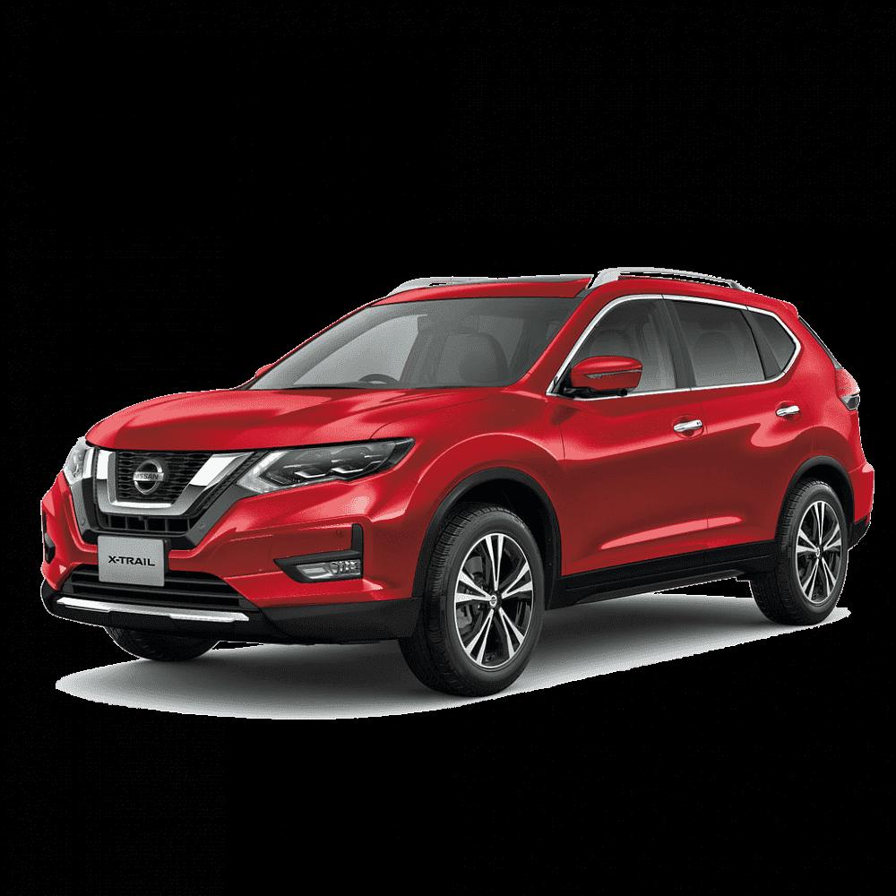Выкуп утилизированных Nissan X-Trail
