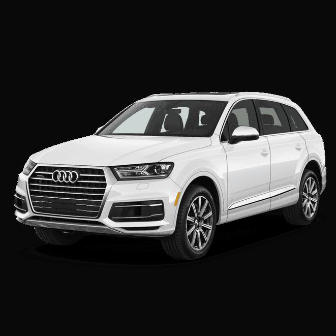 Выкуп утилизированных Audi Q7