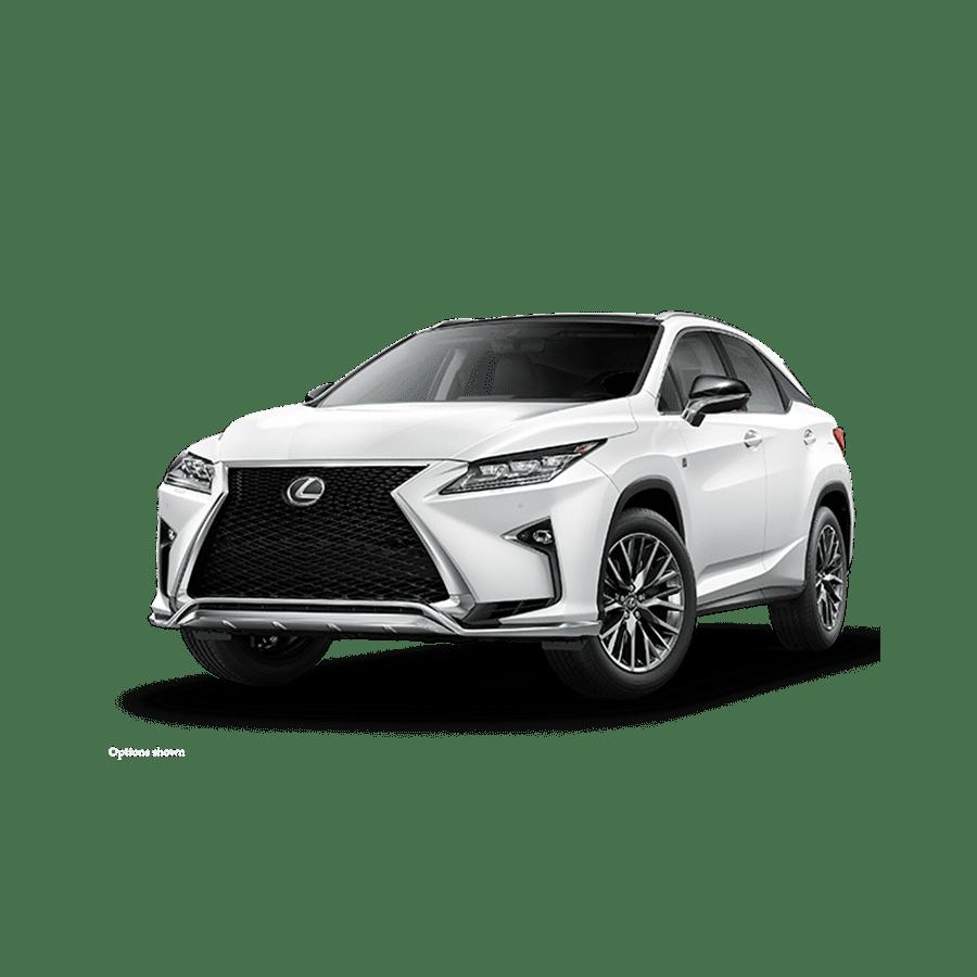 Выкуп утилизированных Lexus RX