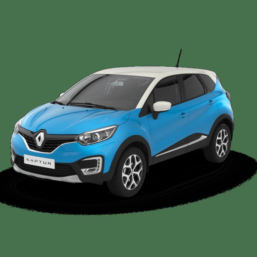 Выкуп Renault Kaptur в залоге у банка