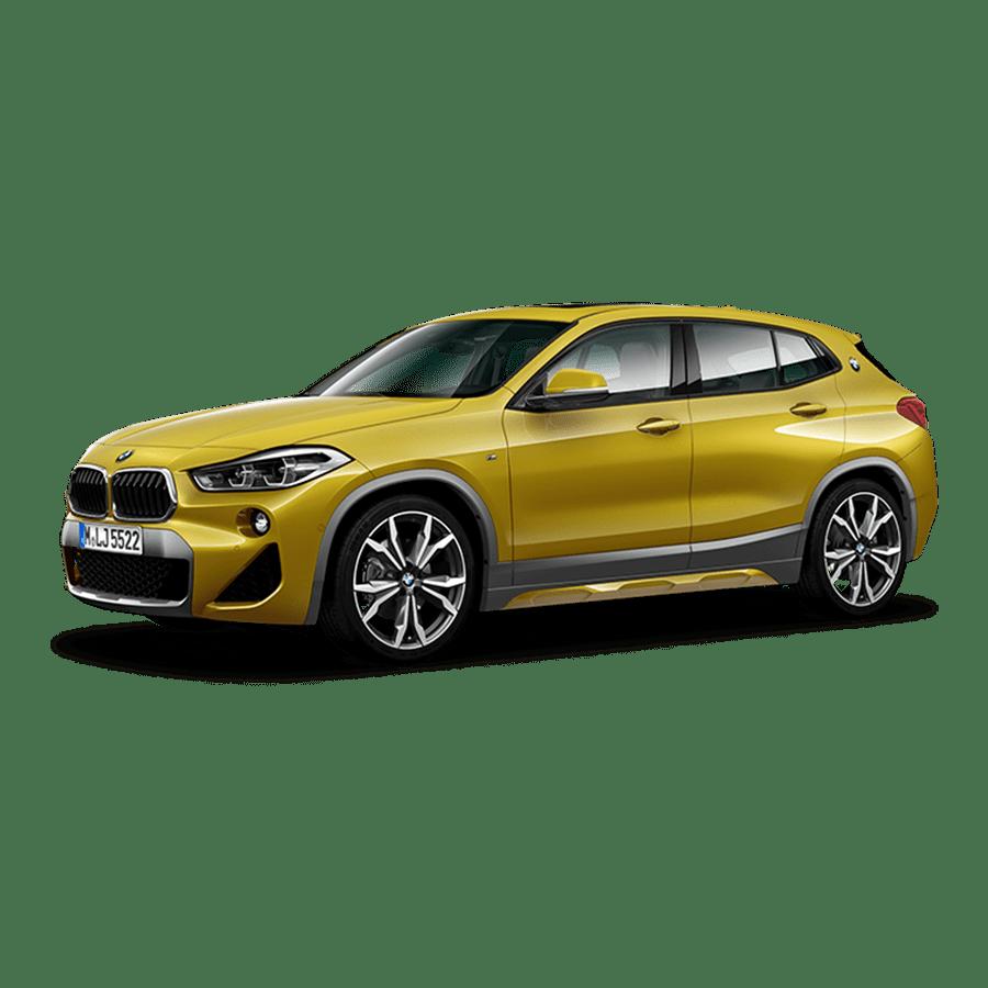Выкуп утилизированных BMW X2